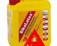 SikaLatex® – Phụ gia chống thấm và tác nhân kết nối