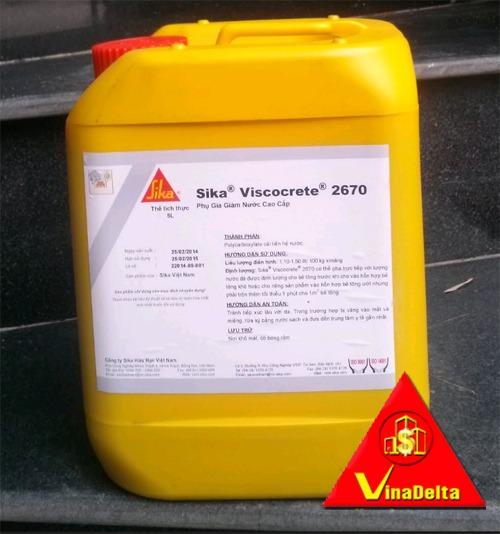 Sika® Viscocrete® 2670