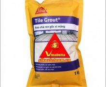Vữa trám khe, trà mạch gạch Sika Tile Grout